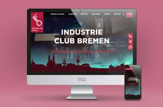 Website Industrie-Club