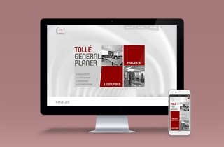 Website Architekten - Ingenieure - Stadtplaner