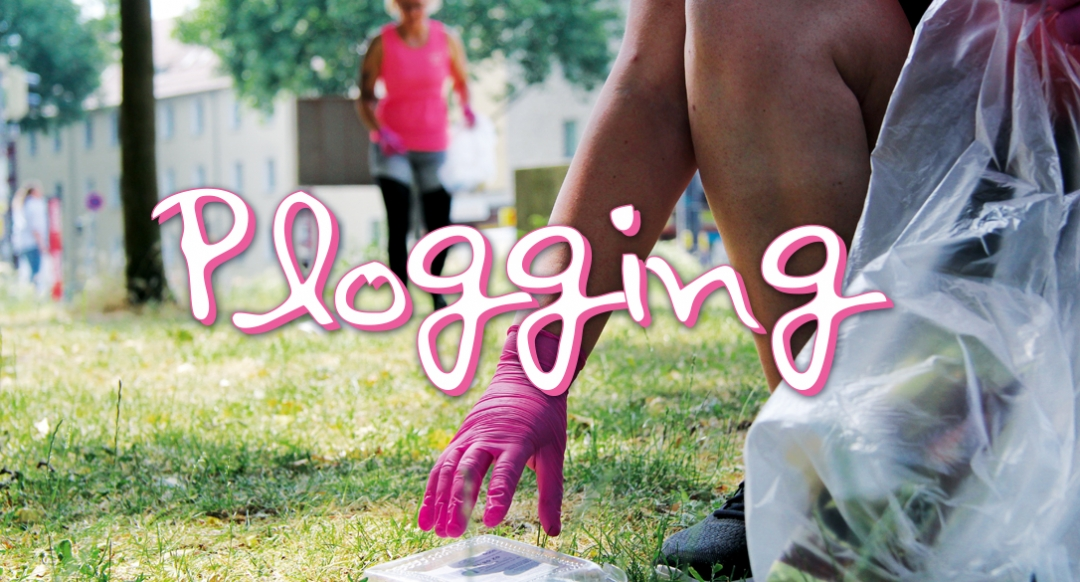 Plogging, Bremen, Findorff, Patty's Gym